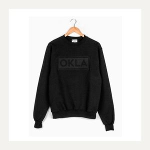 "Champion ""OKLA"" sweatshirt"